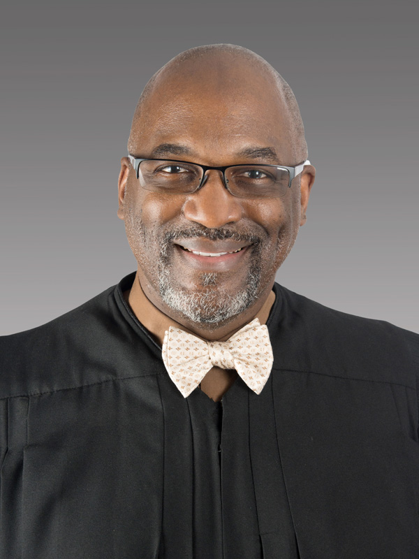 Judge James E Green